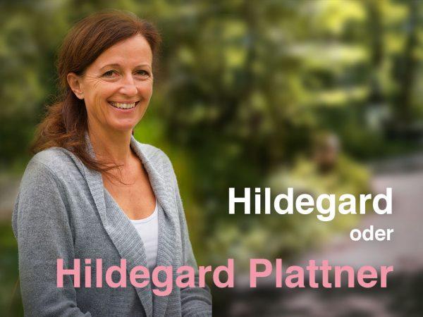 Hildegard Plattner